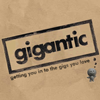 Gigantic tickets Partners logo